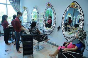 Học tiếng Nhật giao tiếp trong Hiệu cắt tóc